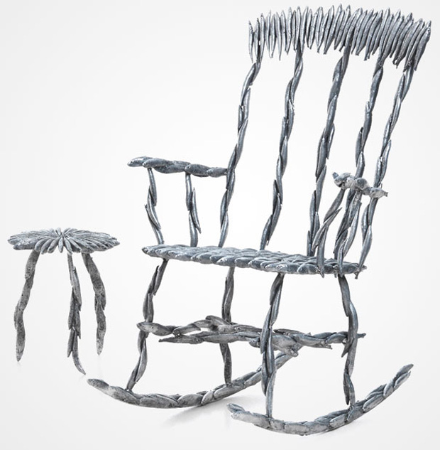 chairs-fish_1-Original Chair Designs To Decorate Your Office Or Residence