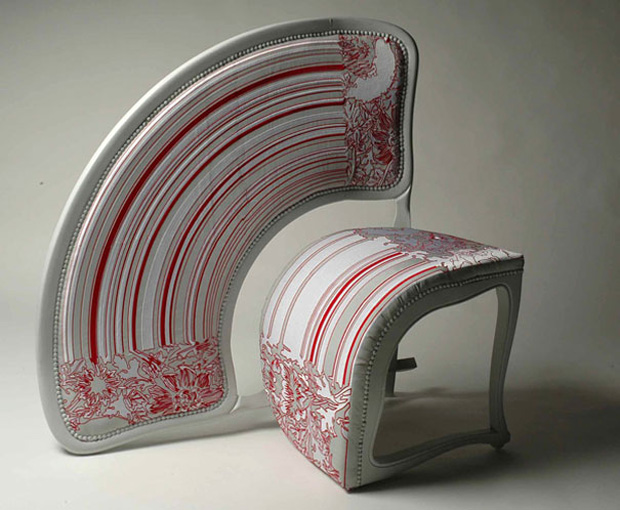 chairs-lathe-Original Chair Designs To Decorate Your Office Or Residence