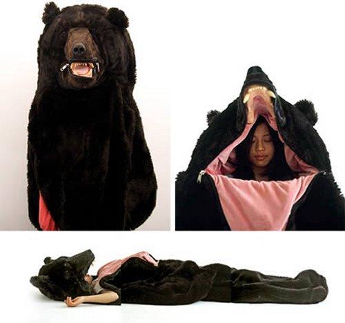 Bear-Most Original Sleeping Bag Designs