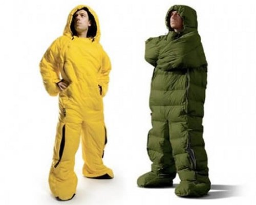 Most Original Sleeping Bag Designs