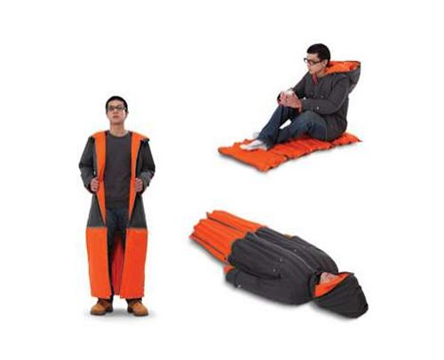multi-purpose-Most Original Sleeping Bag Designs