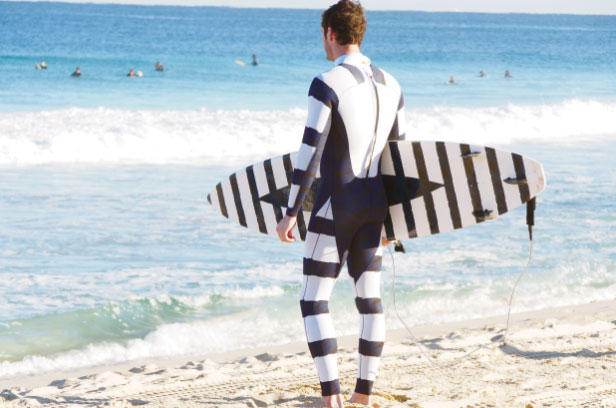 Shark Repellent Swimming Suit