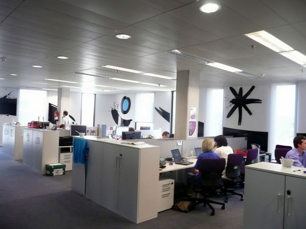 yahoo office-Most Innovative, Invigorating And Class Offices In The World