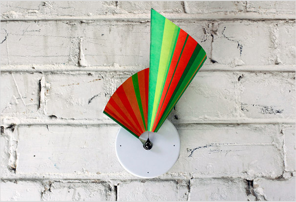 :Unusual And Original Clock Designs
