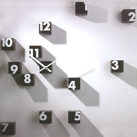 Cool Clock:Unusual And Original Clock Designs