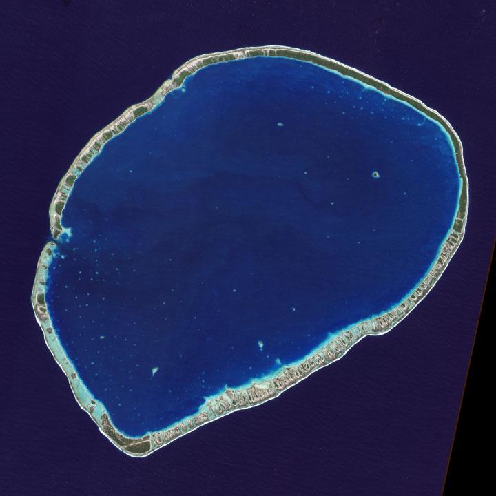 Tikehau Atoll - French Polynesia