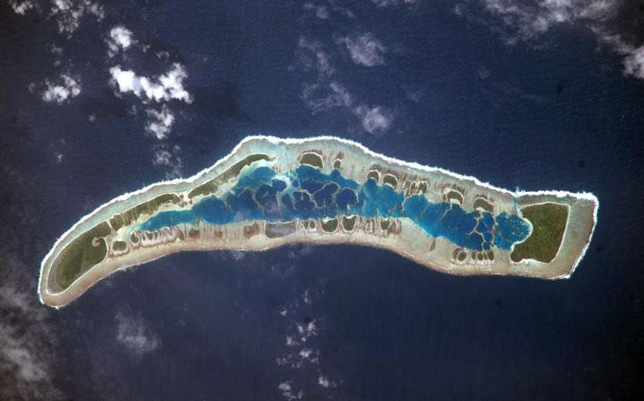 Millennium Island - Kiribati