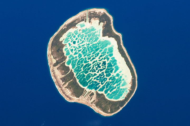 Mataiva Atoll - French Polynesia