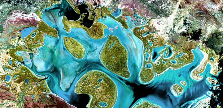 Amazing Earth Satellite Pictures 4