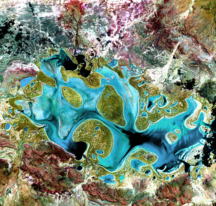 Amazing Pictures: Top 55 Breathtaking Earth Landscapes As Seen From Space