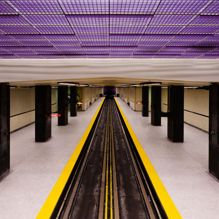 Discover Montreal's Metro System And Its Amazing Stations