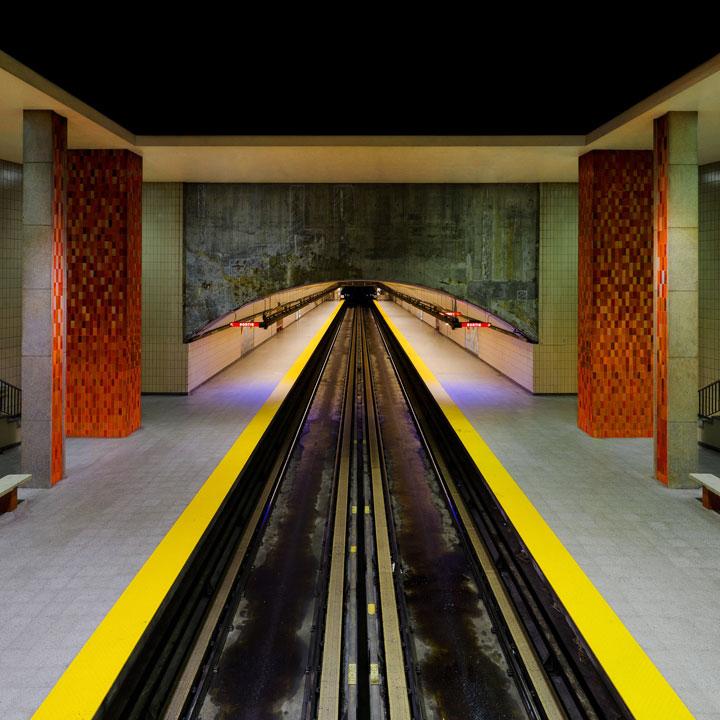 Discover Montreal's Metro Systems And Its Amazing Stations