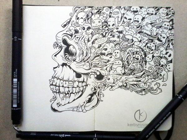 doodle art lessons tes teach