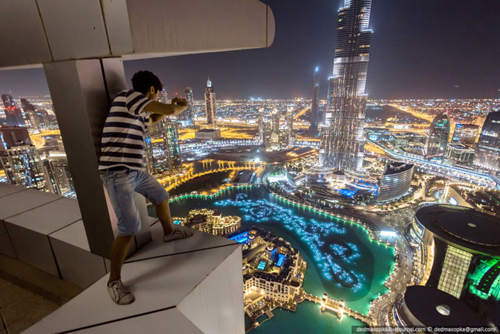 amazing shot captured in Dubai, United Arab Emirates