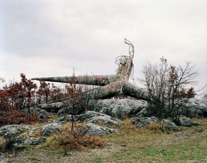 Kosute-Fascinating Monuments Of The Former Yugoslavia Left Out In The Past
