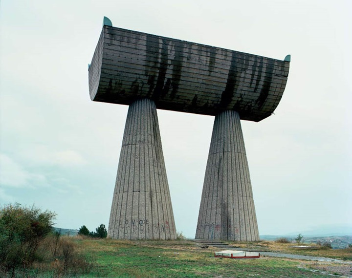 Mitrovica-Fascinating Monuments Of The Former Yugoslavia Left Out In The Past