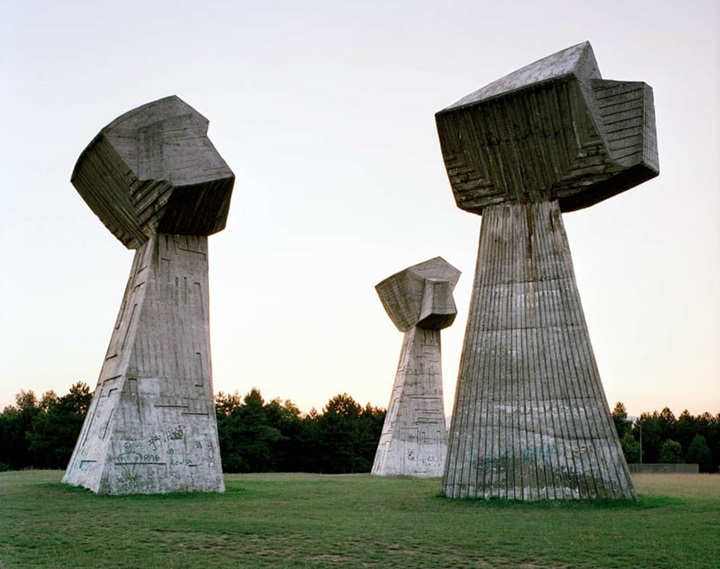 Niš-Fascinating Monuments Of The Former Yugoslavia Left Out In The Past