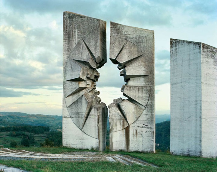 Kadinjaca-Fascinating Monuments Of The Former Yugoslavia Left Out In The Past