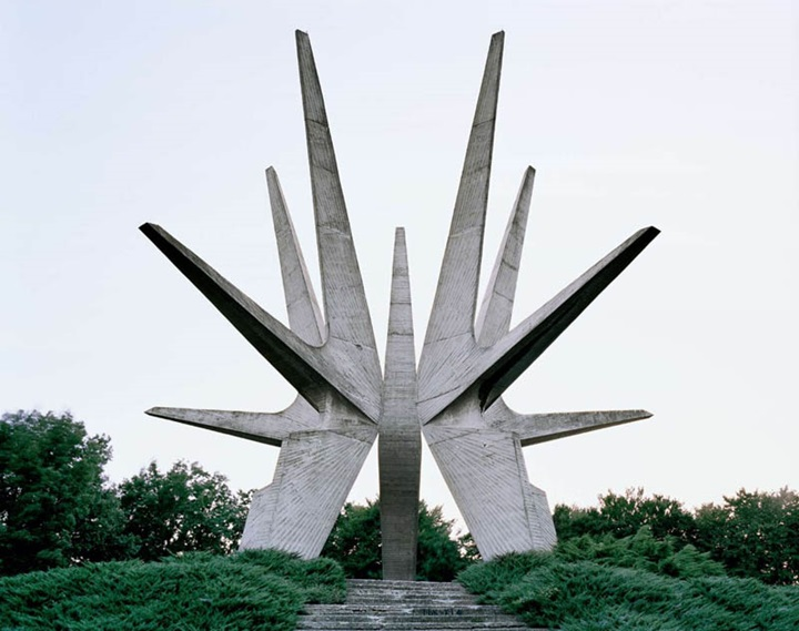 Kosmaj-Fascinating Monuments Of The Former Yugoslavia Left Out In The Past