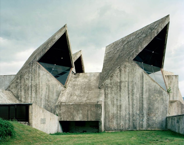 Kolasin-Fascinating Monuments Of The Former Yugoslavia Left Out In The Past