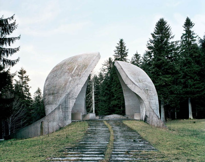 Grmec-Fascinating Monuments Of The Former Yugoslavia Left Out In The Past