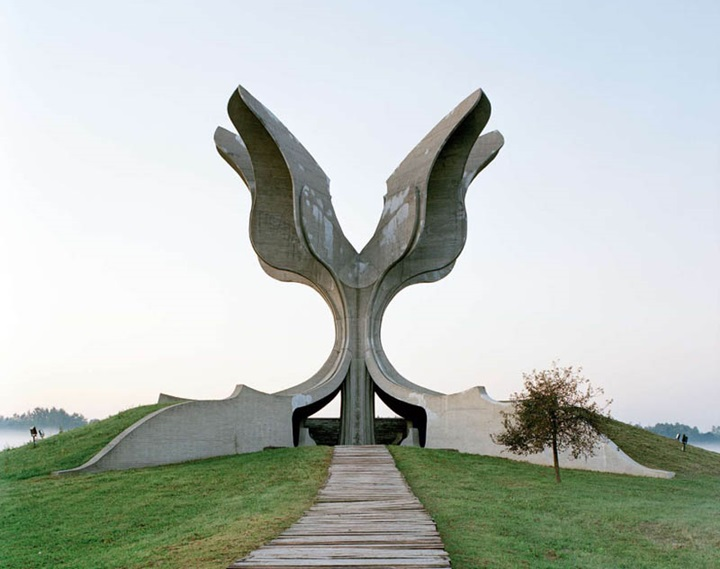 Jasenovac-Fascinating Monuments Of The Former Yugoslavia Left Out In The Past