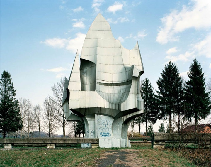 Sanski Most-Fascinating Monuments Of The Former Yugoslavia Left Out In The Past