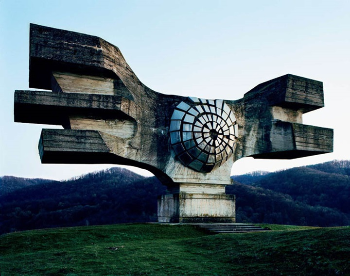 Fascinating And Forgotten Monuments In Yugoslavia 3