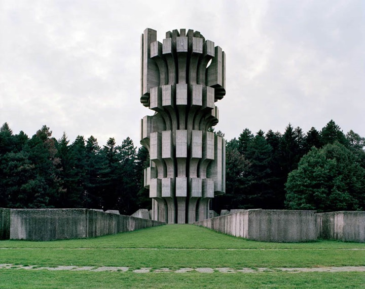 Kozara-Fascinating Monuments Of The Former Yugoslavia Left Out In The Past