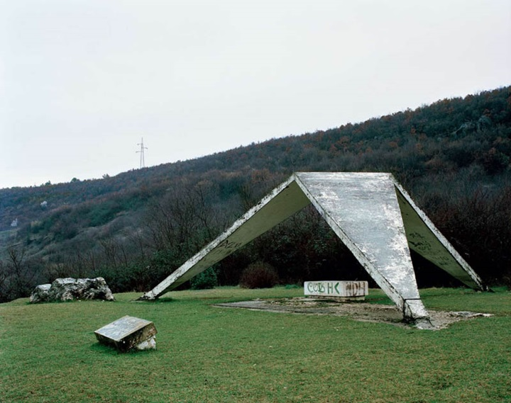 Sinj-Fascinating Monuments Of The Former Yugoslavia Left Out In The Past