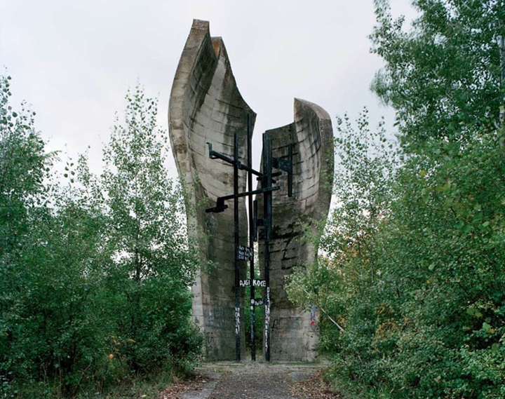 Brezovica-Fascinating Monuments Of The Former Yugoslavia Left Out In The Past