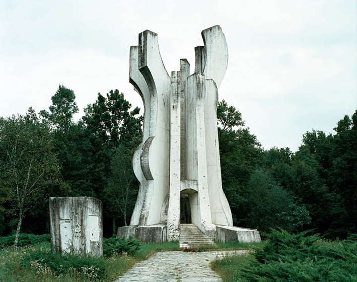 Sisak-Fascinating Monuments Of The Former Yugoslavia Left Out In The Past