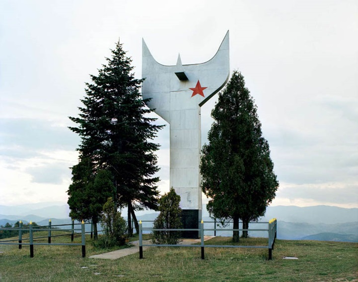 Zenica-Fascinating Monuments Of The Former Yugoslavia Left Out In The Past