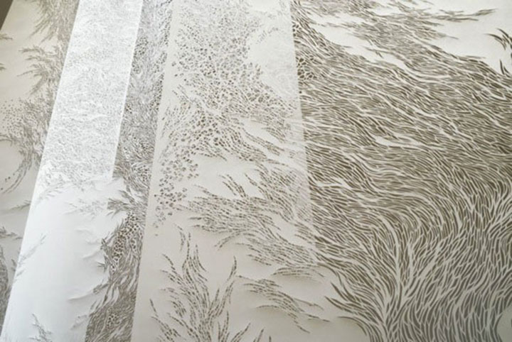The Incredible Wallpaper Designs Of Tomoko Shioyasu (Photo Gallery)