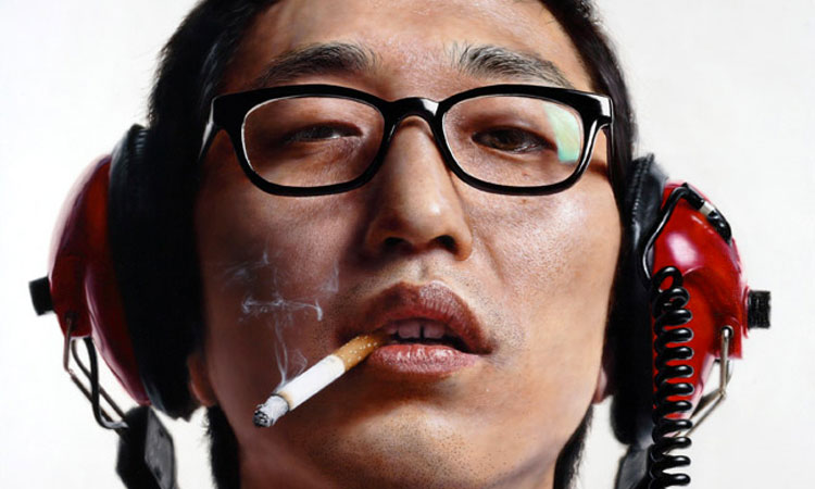 Kang Kang Hoon Ultra Realistic Paintings 2
