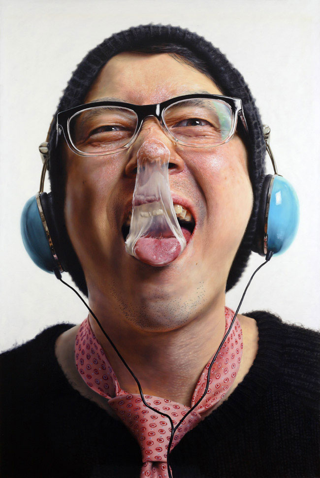 Kang Kang-Hoon: Amazing Portraits Are Not Photographs But Oil Paintings
