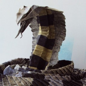 The Art Of Origami Converts The Paper Into Beautiful Animals (Photo Gallery)