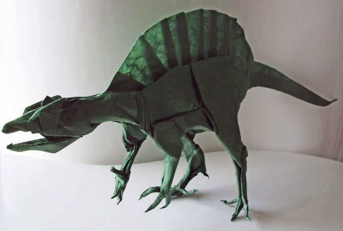 The Art Of Origami Converts The Paper Into Beautiful Animals