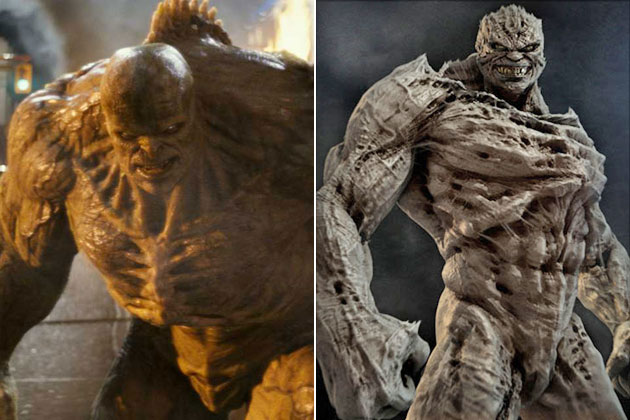 Abomination (The Incredible Hulk)-Original Images Of Famous Movie Characters As Imagined By Their Designers