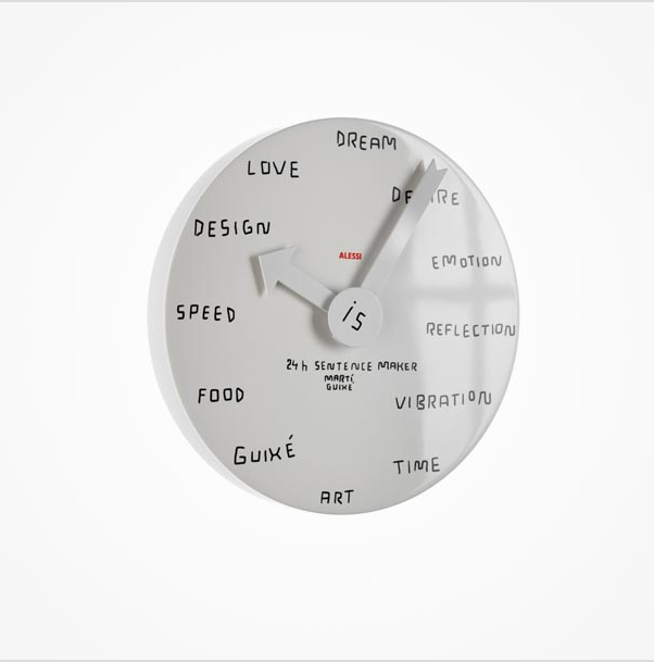 Unusual And Original Clock Designs