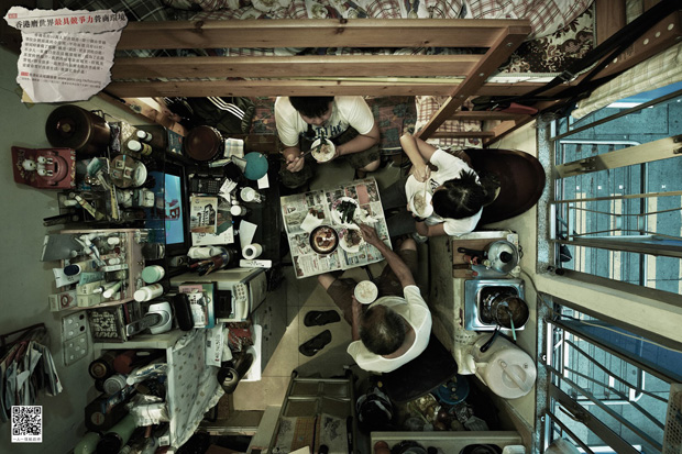 Stunning Photographs Of The Vertical Slums In Hong Kong