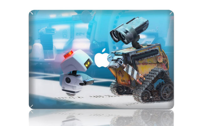 WallE-Must Have Stickers For Apple And Video Game Geeks
