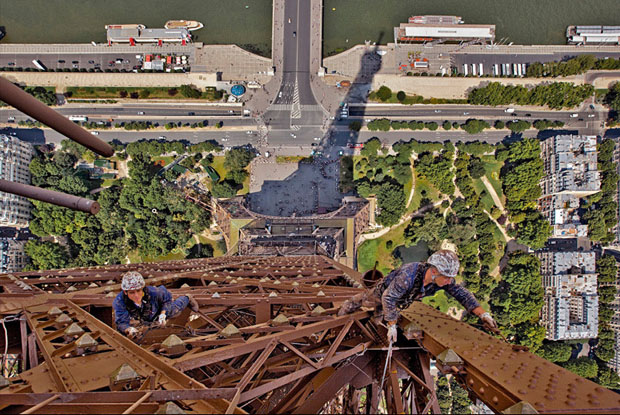 Amazing Eiffel Tower Photos From Unique Angles 34