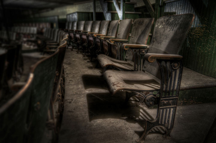 Orphuem New Bedford, Massachusetts-Most Fascinating Abandoned Places Of The World
