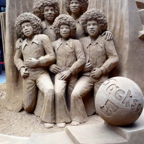 Mind Blowing Sculptures Made Entirely Of Sand (Photo Gallery)