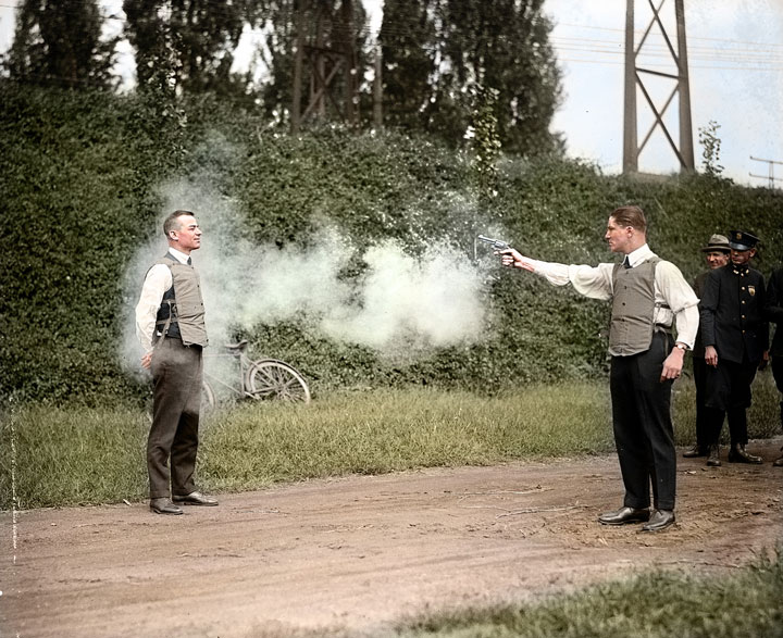 Colorized Past Photos 15