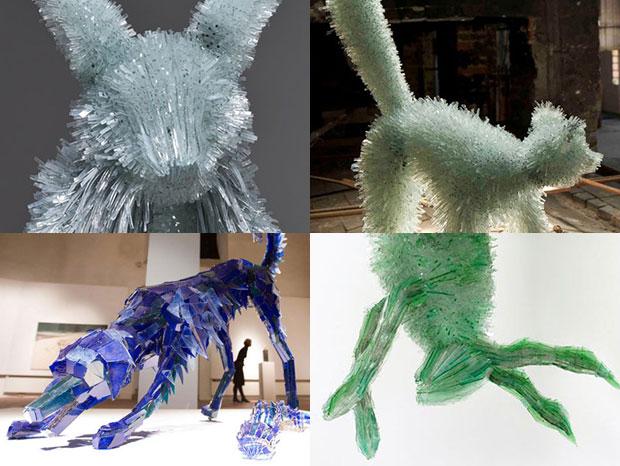 des-sculptures-epoustouflantes-danimaux-realisees-avec-des-echardes-de-verre-imagealaune