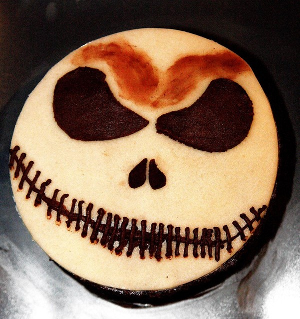 Halloween Version cake