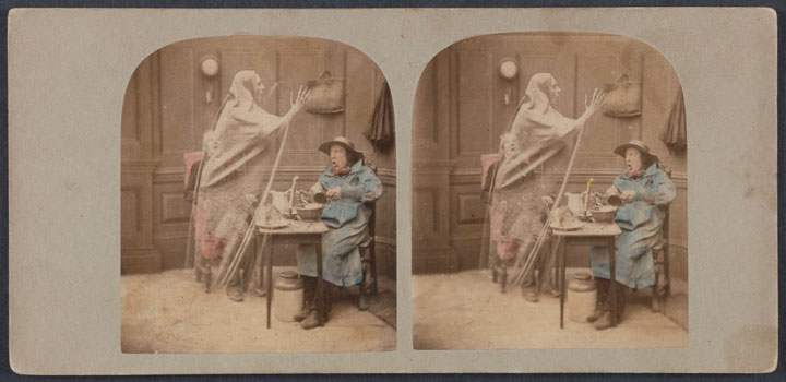 Amazing Retouched Photographs Of Period When Computer Softwares Did Not Exist