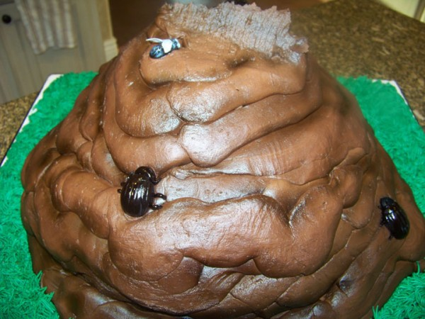 Disgusting Cake Designs 3